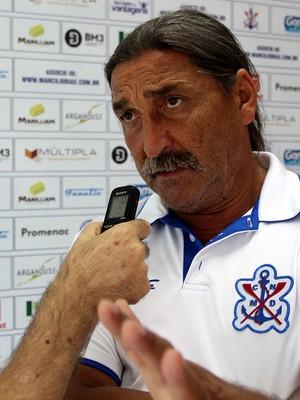 Mauro Ferreira Marcílio Dias (Foto: Anderson Davi/CNMD)
