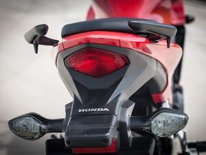Honda CBR 500R (Foto: Gustavo Epifanio/G1)