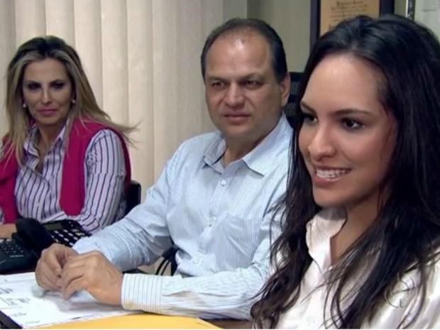 Cida Borghetti, Ricardo Barros e Maria Victoria foram eleitos nesta eleição (Foto: Reprodução/ RPC TV)