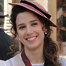 Marjorie analisa a evolução de Laura e elege cena favorita (Lado a Lado/TV Globo)