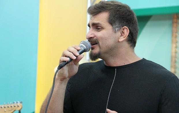 Nicolas Júnior é uma das atrações do Paneiro de sábado (9) (Foto: Katiúscia Monteiro/ Rede Amazônica)
