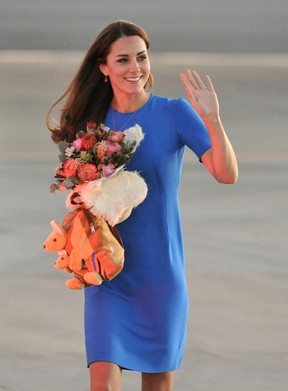 Kate Middleton (Foto: AFP)