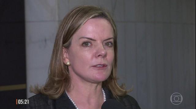 PF conclui que Gleisi Hoffmann cometeu crimes de corrupção passiva e lavagem de dinheiro