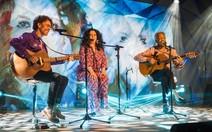 Nando Reis, Gal e Gil lançam música