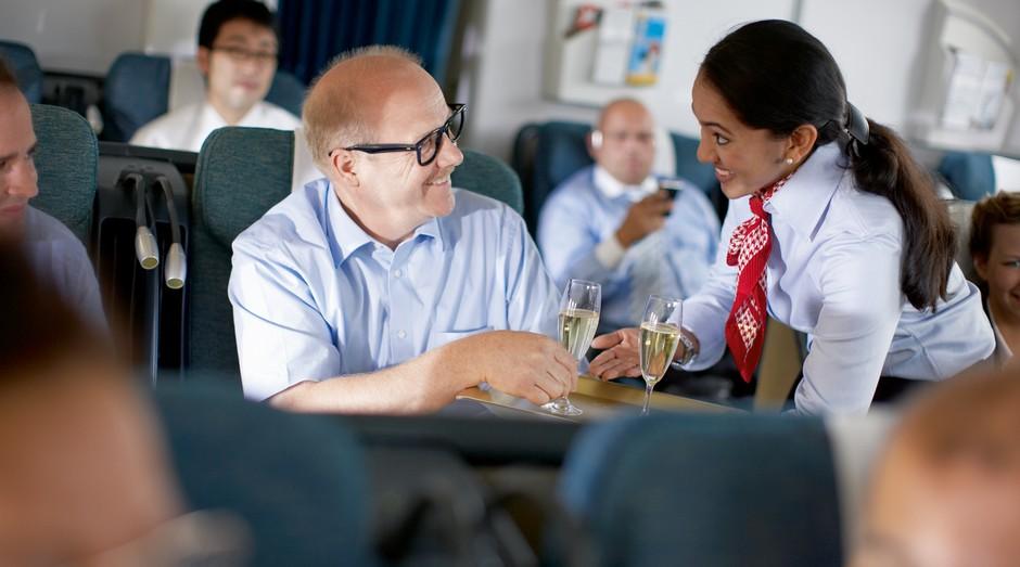 Os assinantes podem receber, uma vez por semana, as comidas servidas em avião (Foto: Divulgação)
