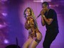 Show de Beyoncé tem dancinha sexy com Jay-Z e Serena Williams