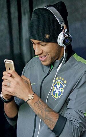 Neymar (Foto: Jorge Adorno/Reuters)