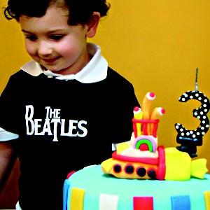 Tema para festa de aniversário_Beatles (Foto: Arquivo pessoal)