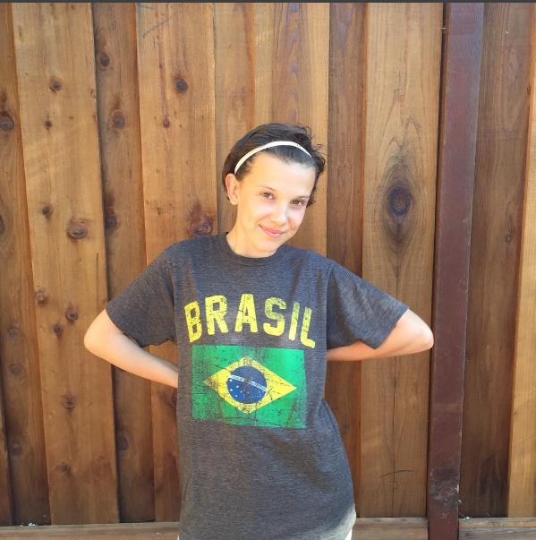 Millie Bobby Brown (Foto: Reprodução/Instagram )