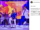 Famosos assistem e comentam sobre Especial Roberto Carlos