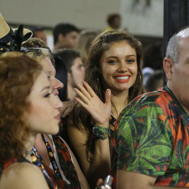 Sophie Charlotte e Daniel de Oliveira (Foto: Delson Silva/ AgNews)
