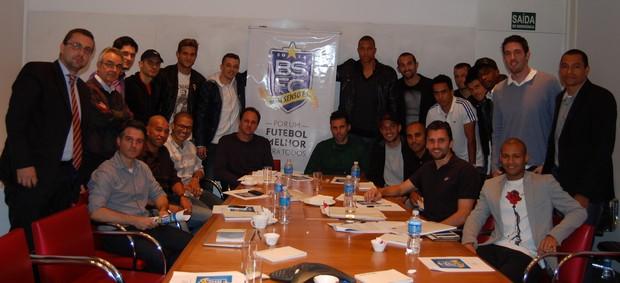 Reunião do Bom Senso F.C. em São Paulo (Foto: divulgação)