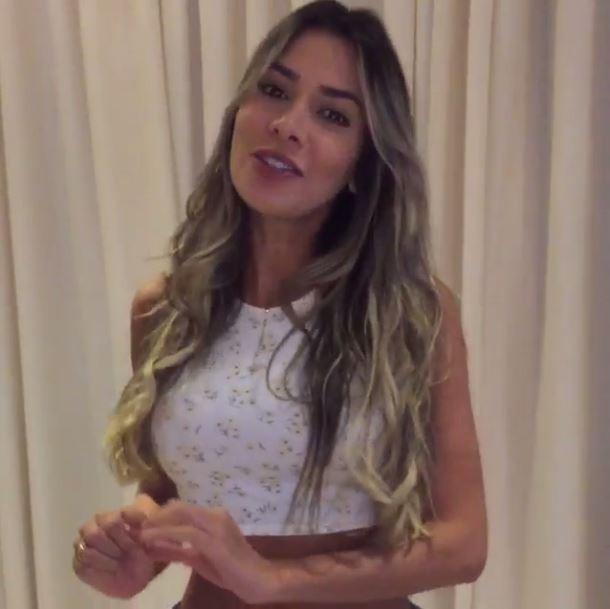 Adriana (Foto: Instagram / Reprodução)