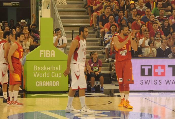 Haddadi foi apontado pelos brasileiros como o jogador mais perigoso do Irã (Foto: Fabio Leme)