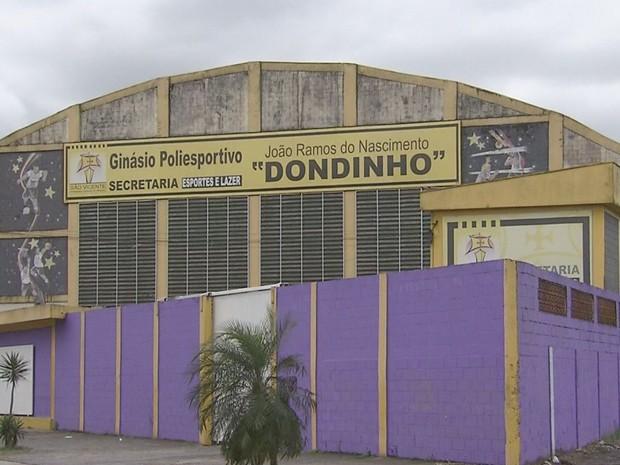 Poliesportivo Dondinho (Foto: G1)