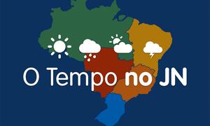 Veja a previsão do tempo para quarta-feira (1º) nas capitais do Brasil