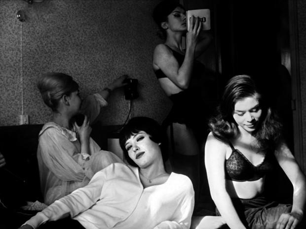 Cena de 'Viver a vida', de Jean-Luc Godard, que integra a mostra Retrospectiva Anna Karina do Festival Internacional de Cinema de Brasília  (Foto: Reprodução / Divulgação)