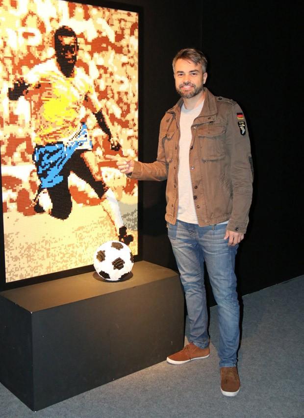 Márcio Kieling (Foto: Fabio Moreno/AgNews)