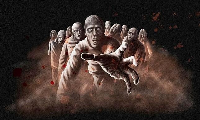 Mortos vivos (Foto: Arquivo Google)