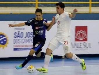 São José Futsal Indaiatuba Liga Paulista (Foto: Divulgação/Quarttus Marketing)