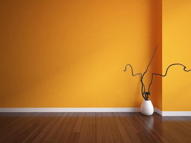Aplicação simples e sem lixamento: suas paredes ficam prontas para receber qualquer cor de tinta (Foto: Divulgação)
