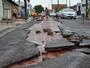 Prefeitura contabiliza estragos da chuva em Lençóis Paulista