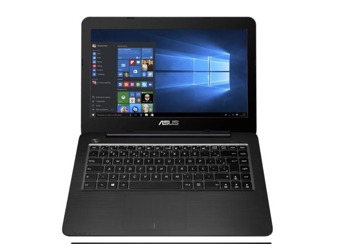 Notebook Asus Z450LA tem processador i3 ou i5 para funcionamento mais completo (Foto: Divulgação/Asus)