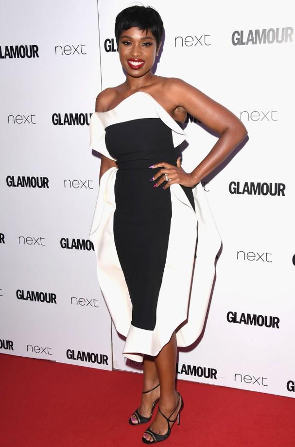 Jennifer Hudson no Glamour Awards 2017 (Foto: Stuart C. Wilson/Getty Images)