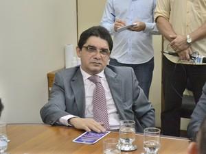 Desembargador Carlos Tork, do Tribunal de Justiça do Amapá (Foto: Ascom/Tjap)