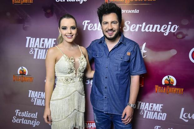 Thaeme e Thiago (Foto: Caio Duran / Divulgação)