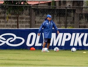 Marcelo Oliveira quer espírito de vitória no clássico (Foto: Washington Alves / Vipcomm)