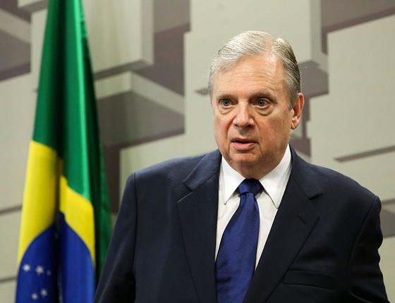 O senador Tasso Jereissati (Foto: Marcelo Camargo/Agência Brasil)