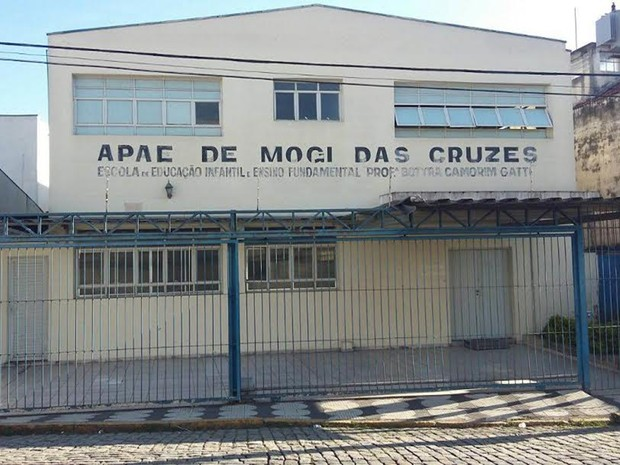 Apae de Mogi das Cruzes (Foto: Maiara Barbosa/G1)