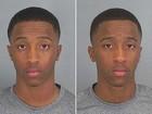 Gêmeos são presos pelo mesmo crime nos EUA