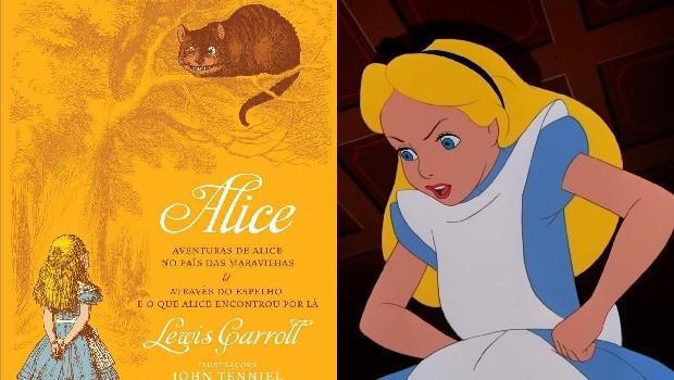 Alice no Pas das Maravilhas ganhou uma conhecida verso em desenho animado (Foto: Divulgao)