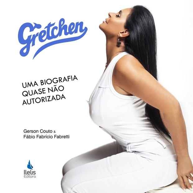 Capa do livro de Gretchen (Foto: Divulgação)