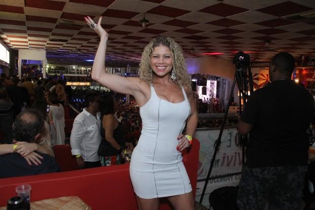 Catia Paganote (Foto: Graça Paes/Agencia Brazil News)