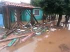 Mais de 3 mil pessoas permanecem fora de casa devido à chuva no RS