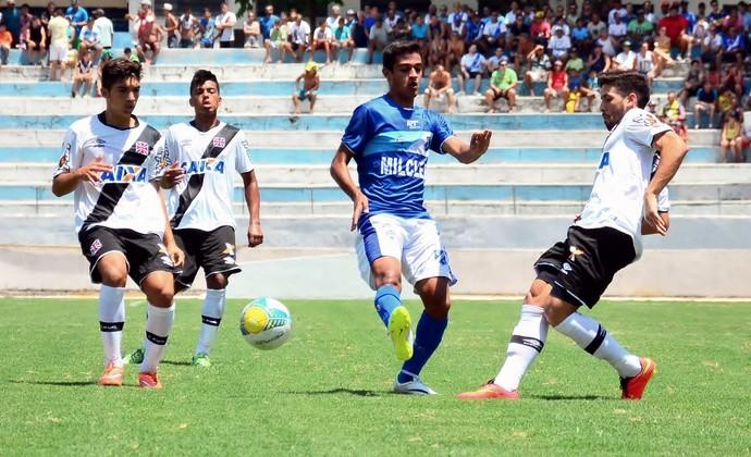 Vasco x Taubaté Copa São Paulo Futebol Junior (Foto: Bruno Castilho/Divulgação)
