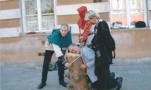 Maurício Kubrusly relembra brincadeira durante viagem a Polônia
