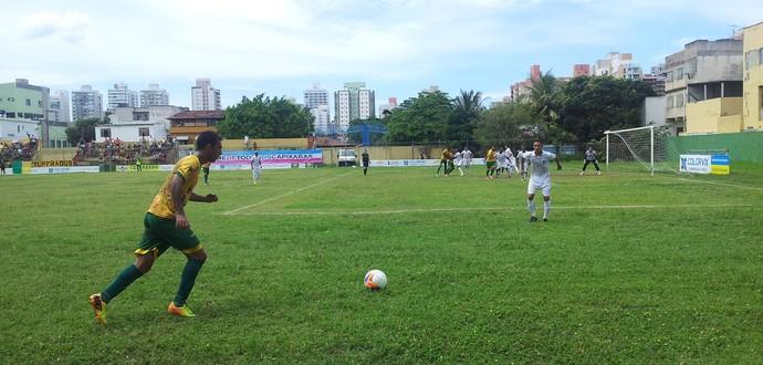 Campeonato Capixaba Série B 2015: Tupy-ES x Espírito Santo (Foto: João Brito/GloboEsporte.com)