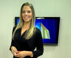 Denise Freitas (Foto: Katylenin França/TV Clube)