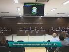 Vereadores de Cascavel aprovam aumento dos salários do Legislativo