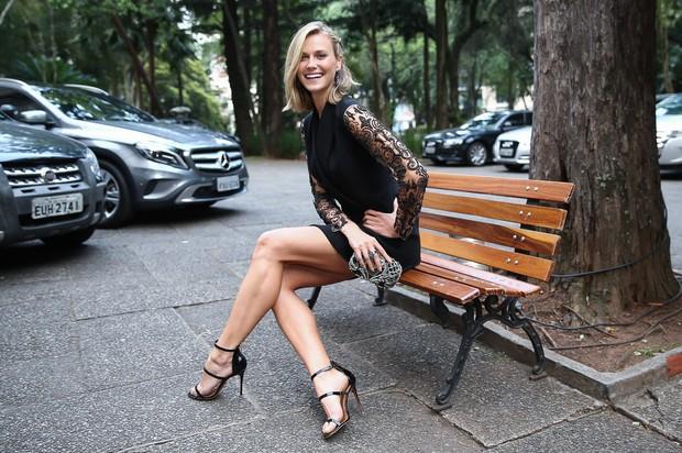 Renata Kuerten (Foto: Manuela Scarpa e Rafael Cusato/Brazil News)