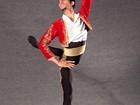 Bailarino formado em Joinville ingressa em companhia africana