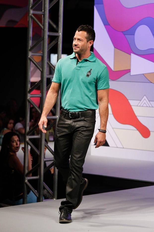 Malvino Salvador (Foto: Amauri Nehn/Photo Rio News)