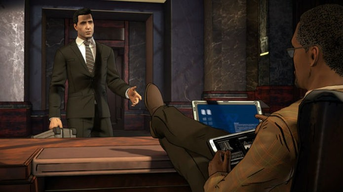 Batman: The Enemy Within (Foto: Divulgação/Telltale Games)