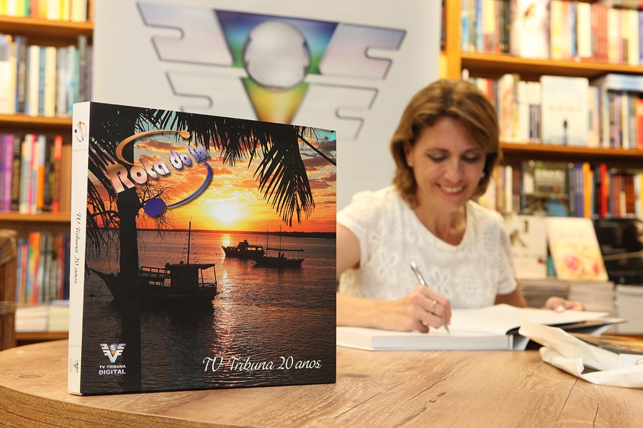Lançamento do Livro Rota do Sol (Foto: José Luiz Borges)