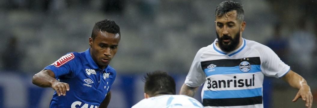 Veja os melhores momentos  de Cruzeiro 1x0 Grêmio (Washington Alves/Light Press)
