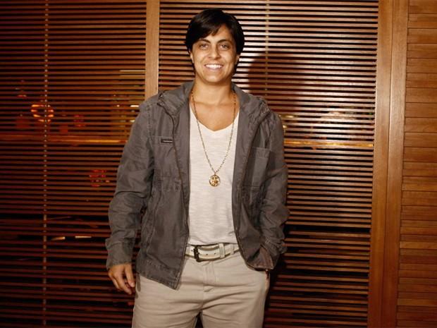 Thammy Miranda diz que ficou com a sensação de dever cumprido (Foto: Salve Jorge/TV Globo)